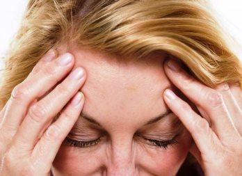 beginn menopause alter